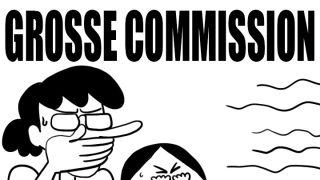 Grosse commission