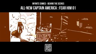 All-New captain america : Fear Him