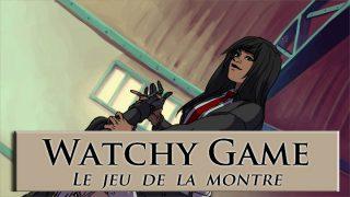 Watchy Game – le jeux de la montre